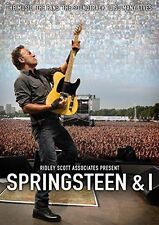 Bruce Springsteen - Springsteen And I [DVD]