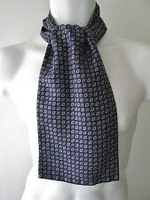 Unbranded Geometric 100% Silk Vintage Scarves & Shawls