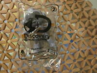 McDONALD's 2020 DISCOVERY MINDBLOWN HAPPY MEAL TOY #2 PRISM BOT (ORANGE)