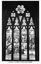 BR81196 charles II window maison dieu dover real photo uk