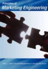 Principles of Marketing Engineering by Arnaud De Bruyn, Gary Lilen and Arvind...