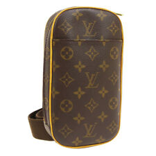 LOUIS VUITTON POCHETTE GANGE CROSS BODY BUM BAG CA0020 MONOGRAM M51870 AK41471
