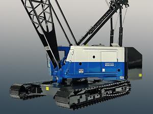 Manitowoc 4100W Crawler Crane - Cianbro - Weiss Bros 1:50 Scale #WBR030-1207 New