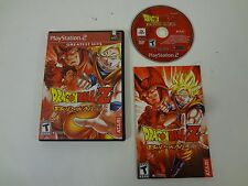 Dragon Ball Z Budokai Greatest Hits Red Label PLAYSTATION 2 PS2 **FREE SHIPPING*