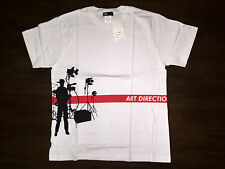 SUPER RARE!!! FUTURA LABORATORIES 'ART DIRECTION:UMBRELLA' Tee T Shirt L JAPAN
