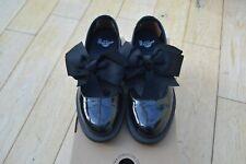 Dr Martens Mariel Black Patent Leather Shoes  Size UK 4  EU 37  Boxed  Excellent