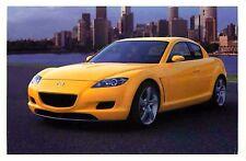 Advertising Postcard Mazda RX-8 - year?