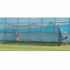 Heater Sports PA199 PowerAlley Baseball and Softball Batting Cage Net and Frame