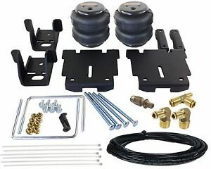 Tow Assist Over Load No Drill Level Kit For 07-18 Chevy 1500 Air Bag Suspension