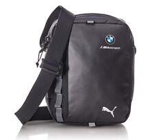 PUMA BMW M Motorsport Portable Bag Anthracite-Iron Gate OSFA
