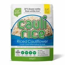 Fullgreen Cauli Rice Riced Cauliflower Original 200g (Pack of 12)