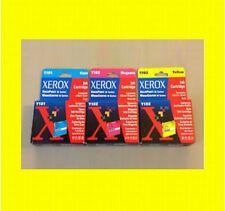 3 orig. CARTUCCIA XEROX DOCUPRINT M WORK CENTER M Y101 - Y103/8R7972 - 8R7974