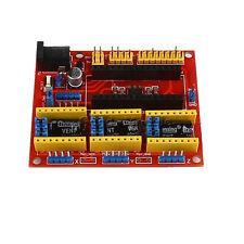CNC Shield V4 Engraving Machine Stepper Motor Driver for Arduino GRBL Compatible