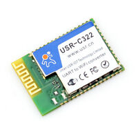 Q13432 USR-C322 Industrial Low Power Serial UART to Wifi Module with TI CC3200