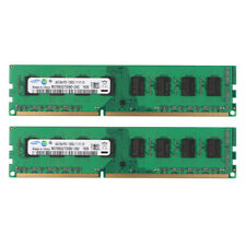 For Samsung 8GB 2X 4GB PC3-12800U DDR3 1600MHz Desktop Memory RAM Only for AMD