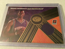 2007/08 Bowman Elevation Rookie Remnants D.J. Strawberry Phoenix Suns serial #'d