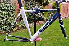Kinesis KT410 Time Trial Frame 57cm Large Carbon Alloy RRP £450