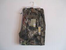 """Mossy Oak Men's Cargo Pant Size Waist 48/50 length 32"""" Men 3XL- Breakup Country"""