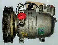 02 03 04 NISSAN XTERRA A/C COMPRESSOR 01-04 FRONTIER SUPERCHARGED 3.3L 6 CYL AC