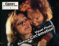 7 Photos Cinéma 21x27cm (1990) CHUCKY LA POUPÉE DE SANG - CHILD'S PLAY 2