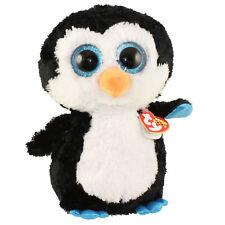 Peluche TY BEANIE BOOS WADDLES pinguino 42 cm