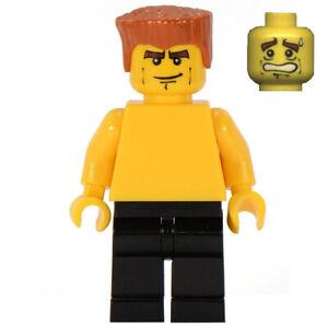 LEGO Spider-Man - Norman Osborn Minifigure - From #4851 The Origins