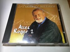 Roger Whittaker - Alles Roger 2 - German Music CD
