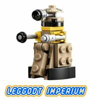 LEGO Minifigure - Dalek - Dr Who idea022 minifig NEW! FREE POST