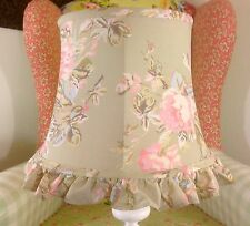Simply shabby chic lamp shades ebay simply shabby chic lamp shade rachel ashwell floral castle mozeypictures Gallery