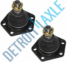 Pair: 2 New Front Lower 4WD 1984-96 GMC Driver and Passenger Ball Joint Set Kit
