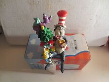 Midwest Dr Suess Cat In The Hat And The Whozits Shelf Sitter MIB NRFB