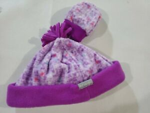 Infant Columbia Frosty Fleece Set~ Beanie and Mittens O/S - NWT~