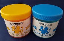 Enzborn Teufelssalbe Set  Eis und Heiss  je 200 ml Dose