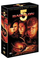 Babylon 5 - Series 1 Box Set (6 Discs) (DVD)