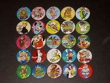Assorted Hanna Barbera Cartoon Buttons /  Pins 25