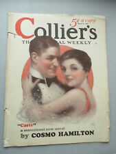 COLLIERS  magazine March 5, 1927  great ads vintage