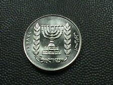 ISRAEL    1 / 2  Lira    1969   BRILLIANT  UNCIRCULATED  ,  MINT  SET