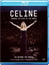 CELINE DION - Through The Eyes Of The World (BLU-RAY DISC)