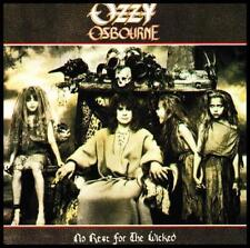 OZZY OSBOURNE - NO REST FOR THE WICKED D/Rem CD ( BLACK SABBATH ) 80's *NEW*