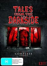 Tales From The Darkside - The Complete Series (DVD, 2012, 12-Disc Set)