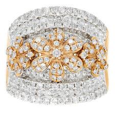 Gioielli e gemme di diamante naturali in oro