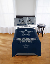 Dallas Cowboys Twin Full Size Polyester Bedding Comforter NFL Sports Blanket New