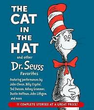 Cat in the Hat and Other Dr. Seus by Seuss Dr (CD-Audio, 2003)