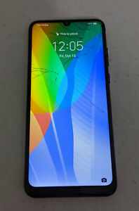 Huawei Y6p MED-LX9N 64GB Black For Parts Second Hand