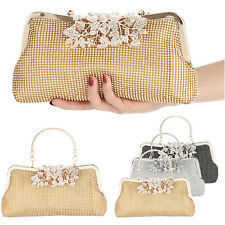 Women's Evening Handbags Envelope Clutches Crossbody Bags Classic Wedding Purse