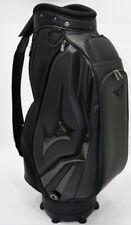 Mizuno 2019 Rb Style Men's Caddie Bag Cart 9.5In 8.5lb 5Way Pvc Enamel Ems Black