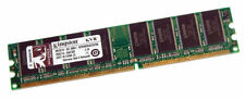 Mémoires RAM DDR SDRAM Kingston pour DIMM 184 broches