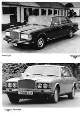 """Bentley huit original press photo """"brochure reliée"""" 4 de"""