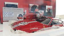 Ferrari 365 Gtb4 Daytona 1/18 Kyosho le Mans 1974 - N°71