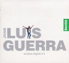 Juan Luis Guerra Archivo Digital 4.4 CAJA DE CARTON New Nuevo sealed
